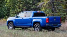 Chevy Colorado: Here's what will be new for 2020