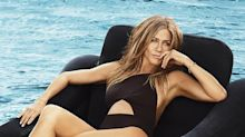 Jennifer Aniston stuns in $715 swimsuit —  but you can get the look for much less