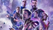 Black Widow takes the lead in Russian 'Avengers: Endgame' poster