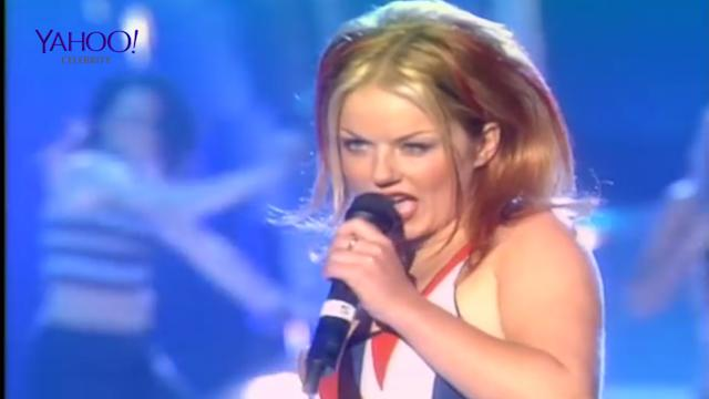 Geri Halliwell's most memorable moments!