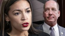 'He put his finger in my face': Ocasio-Cortez details 'rage' incident with House Republican
