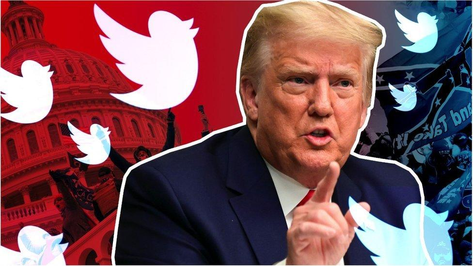 Trump tweets can't be brought back to life on Twitter