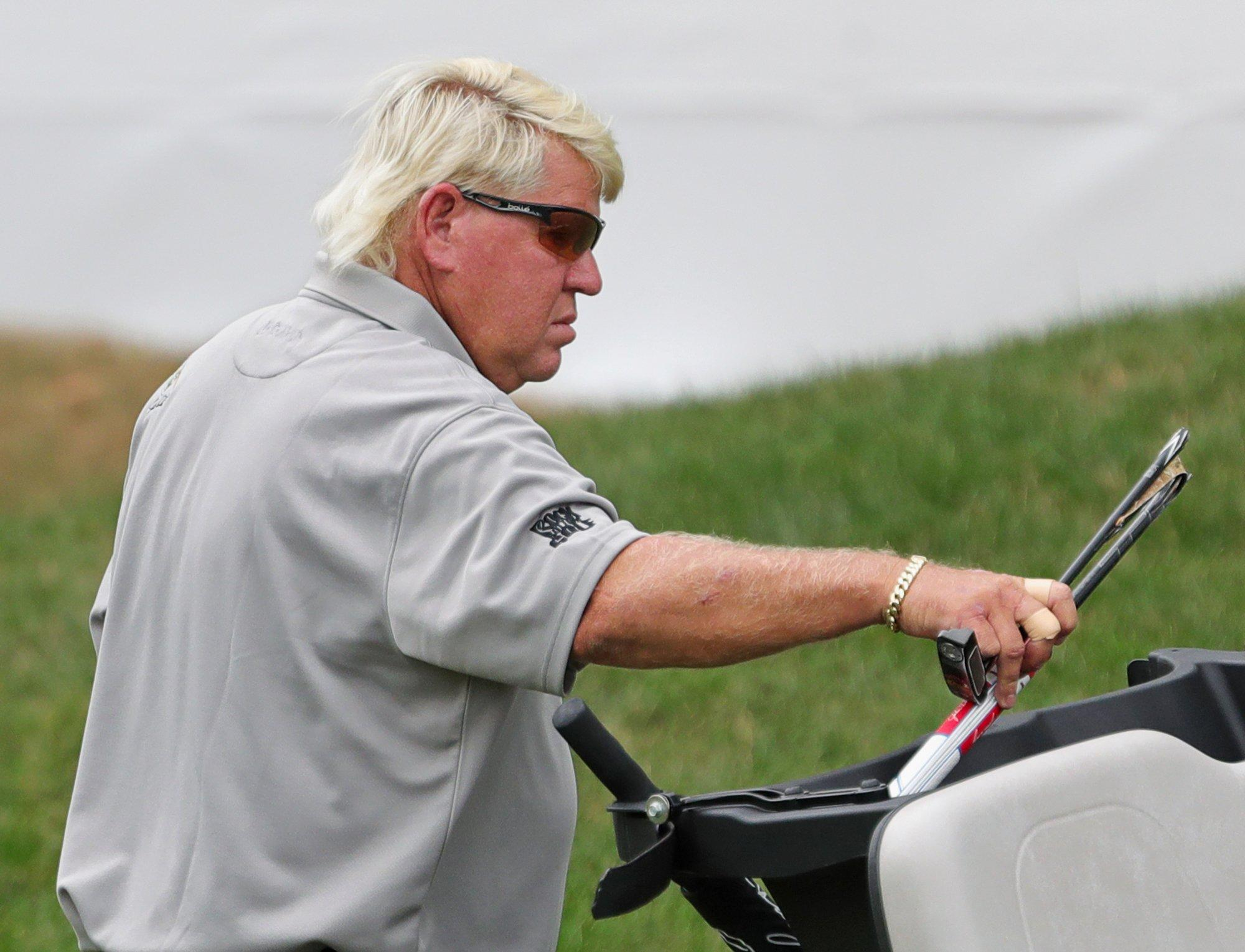 John Daly's snapped putter aside, Senior Players was eerily quiet