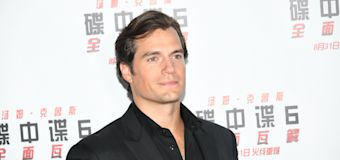 Cavill told he was 'a little chubby' at 007 audition