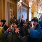 Rioters who entered Capitol building may not be charged if they didn't engage in violence, report says