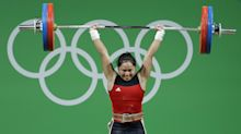 Hidilyn Diaz becomes Philippines' first female Olympic medallist