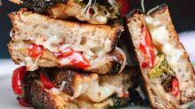 Grilled sandwich: 10 deliciosas variantes