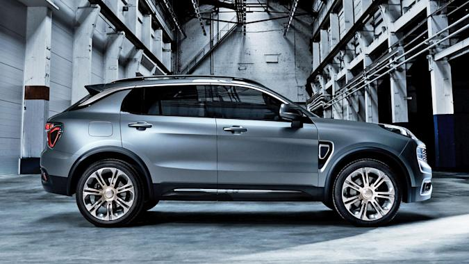 Lynk & Co's EV is the first car with a dedicated app store