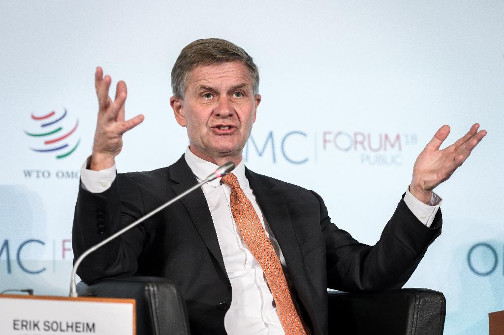 UN environment chief Erik Solheim resigned after a UN audit exposed huge travel expenses at a time when the United Nations is struggling with shrinking budgets