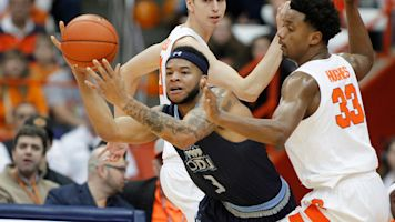 Stith helps Old Dominion stun No. 25 Syracuse