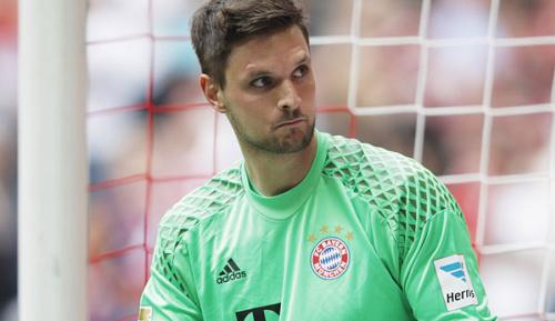 """Bundesliga: Ulreich: Zukunft? """"Spiele nicht zu hoch hängen"""""""