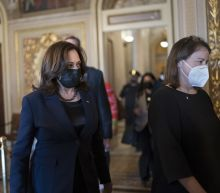 By slimmest of margins, Senate takes up $1.9T relief bill