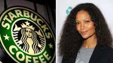 Thandie Newton Puts Starbucks on Blast for Offensive Store Display