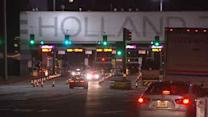 Holland Tunnel reopens to all traffic