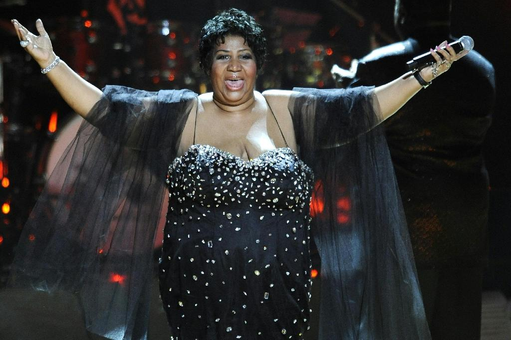"""Aretha Franklin was an almost unknown gospel singer from Detroit when she went into the studio to record """"Respect"""" with her sisters Erma and Carolyn"""