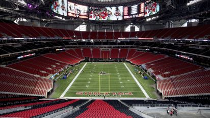 Chick-Fil-A at Falcons stadium closed Sundays