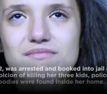 Arizona mother arrested on suspicion of killing her three young children
