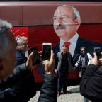 Turkey detains nine people over attack on main opposition leader