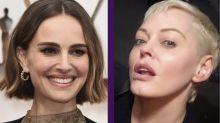 """Natalie Portman responde a las acusaciones de """"fraude ofensivo"""" de Rose McGowan"""