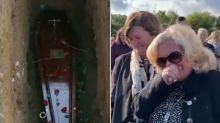 Dead Man Gets Last Laugh At His Funeral With An Unexpected Prank