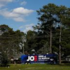 Trump Supporters Swarm Biden Campaign Bus On Texas Highway