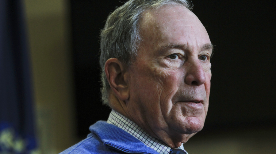Bloomberg weighs where he'd have biggest impact