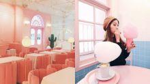 #POPSPOTS in Korea:Pink Pool Cafe 2號店登場!打卡位更多、更大之餘,更新增了女生最愛的甜品區!