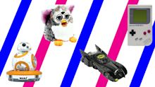 Furby, Barbie and more: The bestselling Christmas toys from the past 30 years