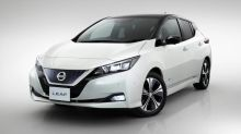 There's just one thing wrong with the new Nissan Leaf