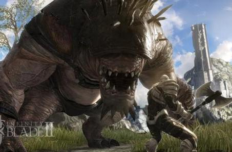 Infinity Blade 2 on sale for $0.99