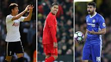 Premier League HOT or NOT: Son shines for Spurs, Firmino wakes up Liverpool, Costa's Chelsea drought