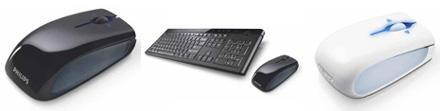 Philips doles out new mice and keyboards