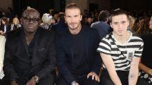 """Beckham se defiende: """"¡Yo no uso botox!"""""""