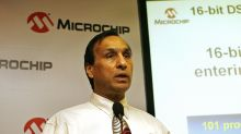 Microchip's stock soars after CEO calls a bottom, and he's been right before