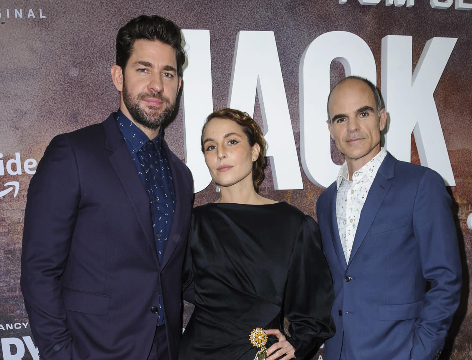 "NY Premiere of Amazon's ""Tom Clancy's Jack Ryan"" Season Two"