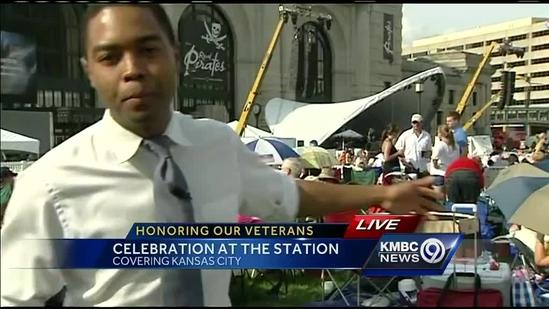 Crowds set to celebrate holiday, patriotism at Union Station