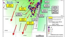 Great Bear Drills Deeper in the Hinge Zone - 28.37 g/t Gold Over 3.70 m Including 200 g/t Gold Over 0.5 m; New Gold Zones Drilled Across Property