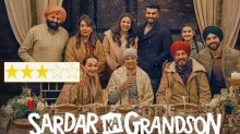 Sardar Ka Grandson Review: Neena Gupta's Quirky Performance Elevates This Light-Hearted Film