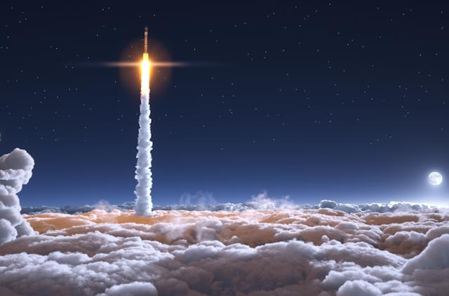 Hitting the Books: How to huck a human into low Earth orbit