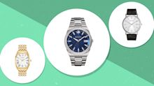 Time out: Bulova watches for men and women are up to 75 percent off, today only