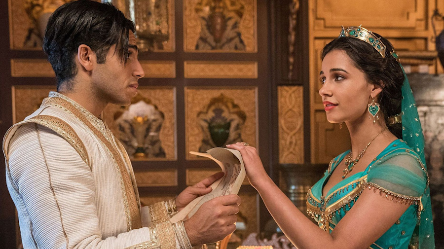 Princess Jasmine 'updated' for new live-action Aladdin