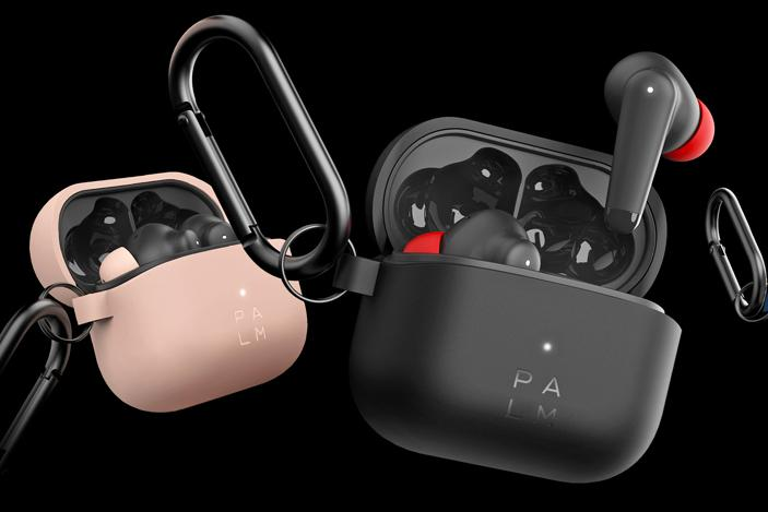Palm pivots to audio with $129 ANC true wireless earbuds