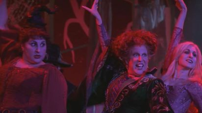 'Hocus Pocus': Sarah Jessica Parker Gushes Over Working With Bette Midler in ET Flashback (Exclusive)