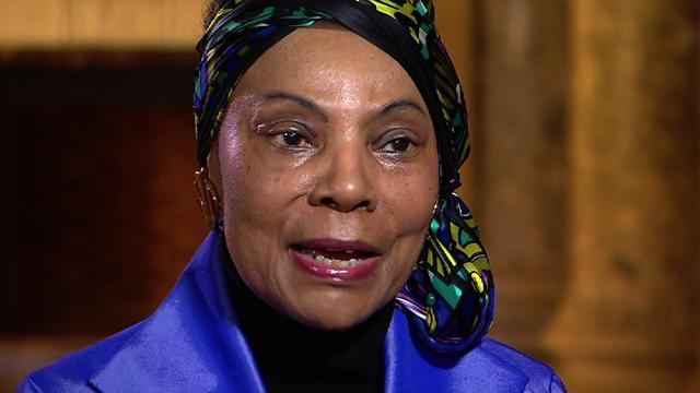 Rosa Parks's friend reflects on