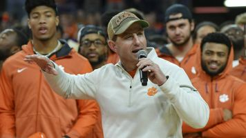 Dabo just landed biggest deal in college football