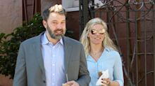 Ben Affleck and Lindsay Shookus Are All Smiles as They Grab a Post-Thanksgiving Coffee in L.A.