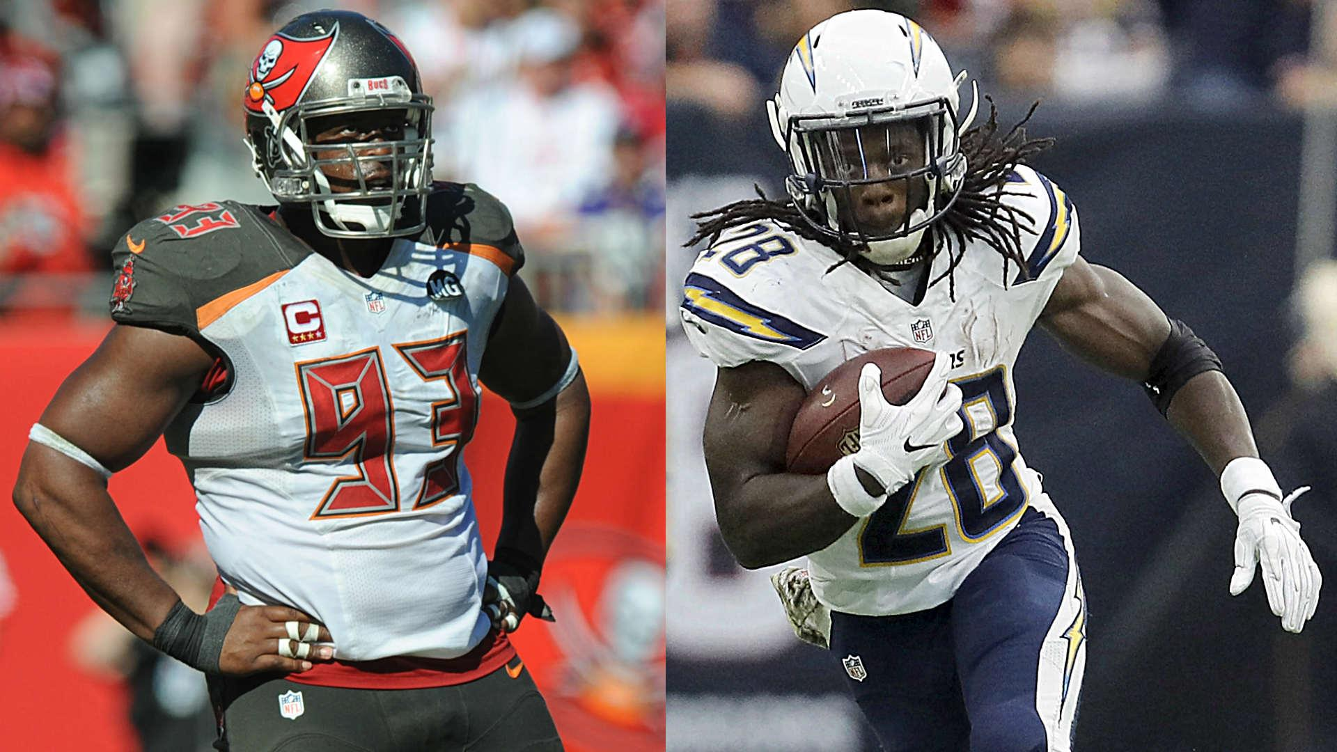 Head2head To Get Melvin Gordon On Track Chargers Must