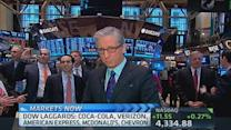 Pisani's markets: Materials lead the way