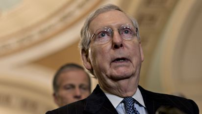 McConnell blocks move to make Mueller report public