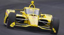 Error spoils McLaughlin Indy 500 debut